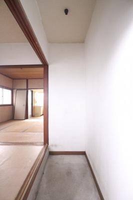 【玄関】舞子台コーポ