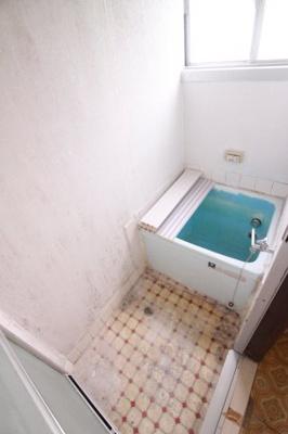 【浴室】舞子台コーポ