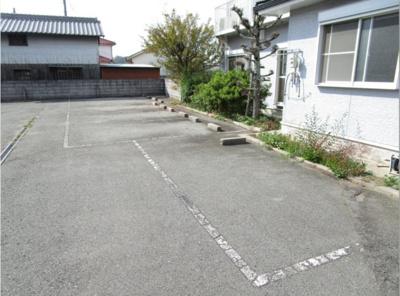 【駐車場】上井沢戸建貸家B