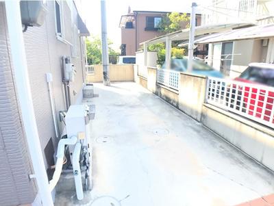 【駐車場】倉敷市大島 リフォーム済住宅
