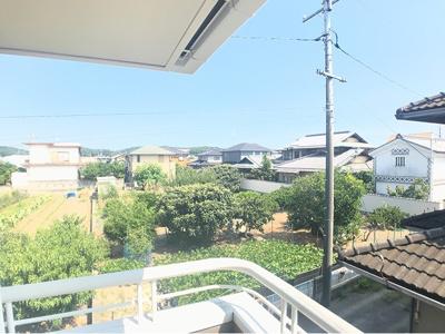 【展望】倉敷市大島 リフォーム済住宅