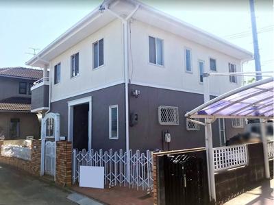 【外観】倉敷市大島 リフォーム済住宅