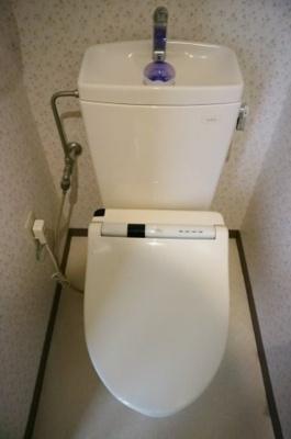 【トイレ】ルイシャトレ大手前