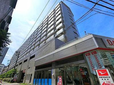 【外観】藤和堂島ハイタウン