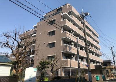 北野駅から徒歩8分の物件で周辺に生活利便施設が充実しているので今後も賃貸需要が期待できます。