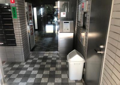 【エントランス】ライオンズマンション八王子北野