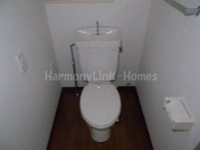 コーポレート竹の塚五丁目のトイレ