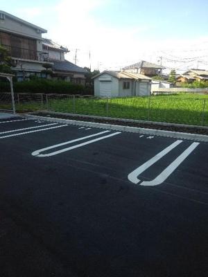 【駐車場】アンサナ