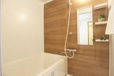 【浴室】大淀セントポリア