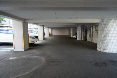 【駐車場】ライオンズマンション薬院第6