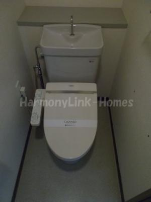 コーポレート竹の塚二丁目のトイレ