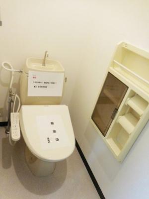【トイレ】ステージパティオ