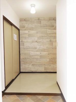 【玄関】ステージパティオ