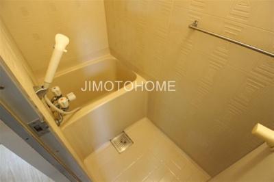 【浴室】福島清水マンション