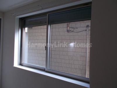リバーパレスAKの窓