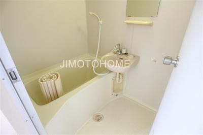 【浴室】シティコート福島