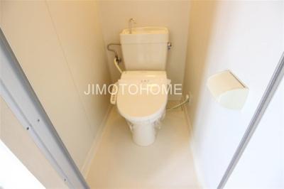 【トイレ】シティコート福島