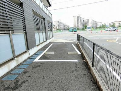【駐車場】リブリ・こだま拝島町