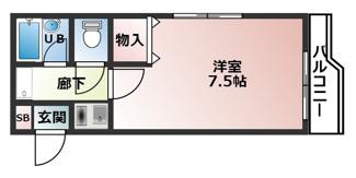 シャトラン弓木弐番館