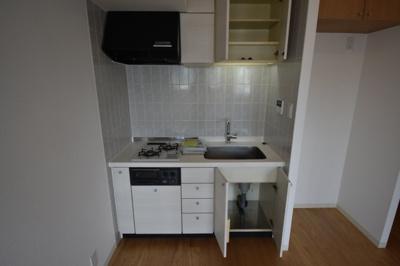 素敵なキッチンです。