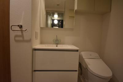 【トイレ】人気の パークアクシス西麻布ステージ