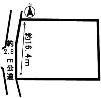 【区画図】51442 安八郡神戸町加納土地