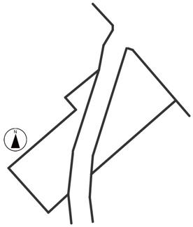 【区画図】52178 四日市市美里町土地