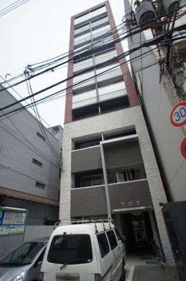 【外観】TGT天神橋ゲートタワー