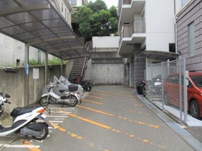 【駐車場】パサージュ垂水