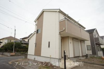 【外観】緑町邸貸家