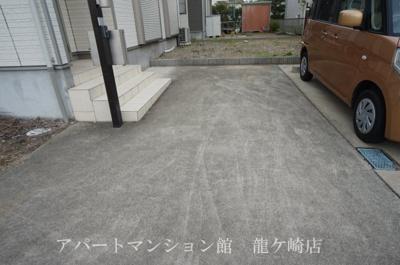 【駐車場】緑町邸貸家