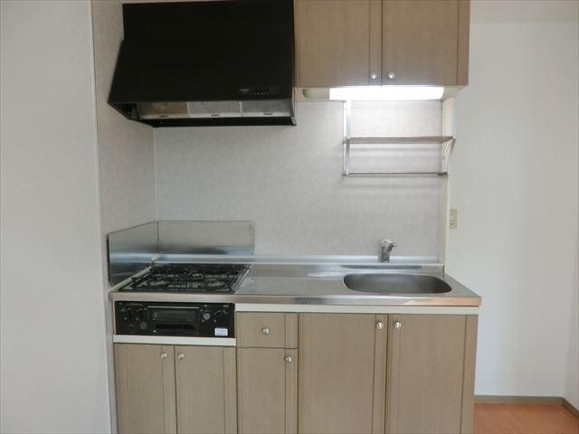 【キッチン】サンガーデン大山Ⅲ