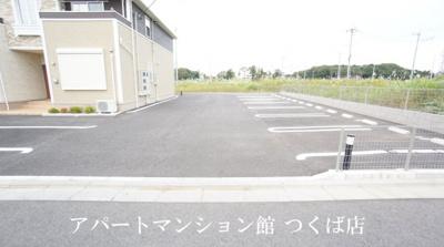【駐車場】サンデール