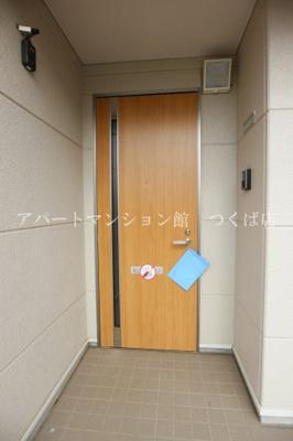 【玄関】アップヒルズK