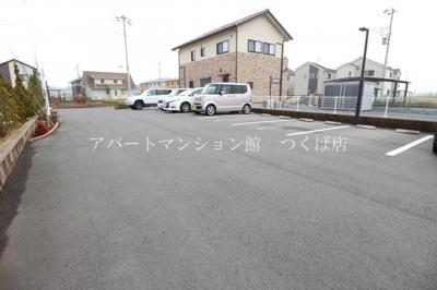 【駐車場】アップヒルズK