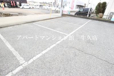 【駐車場】グリーンマンション