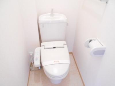 【トイレ】グランドゥールⅣ B