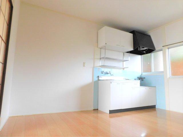 同じ間取りの別の部屋の写真です