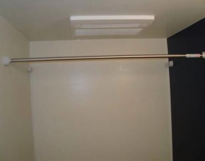 便利な浴室乾燥機♪