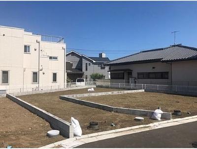 【外観】茅ヶ崎市小桜町 売地 No.9