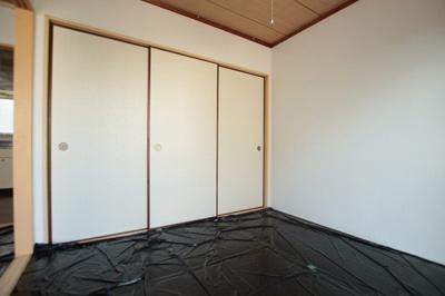 【寝室】山ノ内荘