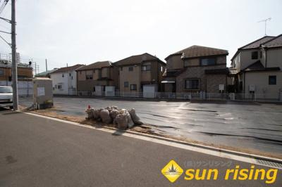 【外観】武蔵村山市学園5丁目 建築条件付売地 全12区画 2号区画