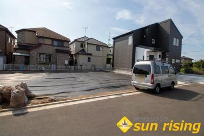 【外観】武蔵村山市学園5丁目 建築条件付売地 全12区画 3号区画