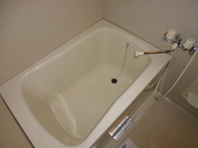 【浴室】リバーサイドF.M