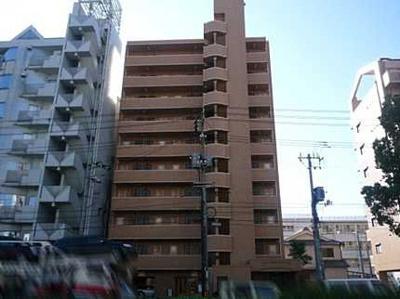 【外観】ライオンズマンション西霞町第2
