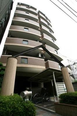 【外観】ドムール三国3番館