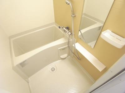 【浴室】ファーストフィオーレ神戸駅前