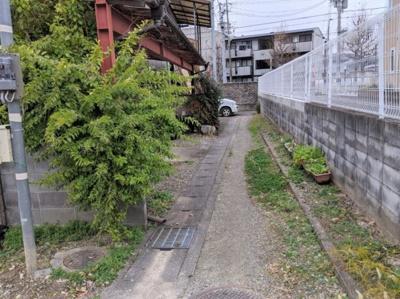 【前面道路含む現地写真】京都市伏見区醍醐和泉町