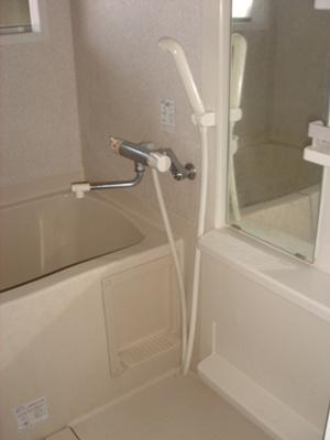 【浴室】千歳マンション