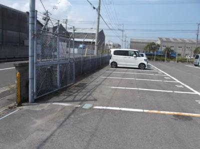 土器町北駐車場